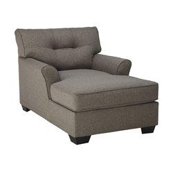 Ashley Tibbee Chaise in Slate