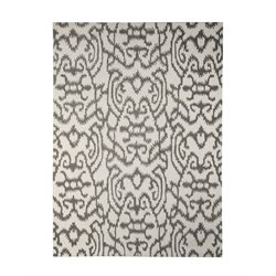 Ashley Furniture Benbrook Hand Tufted Wool Rug in Gray