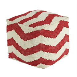 Ashley Furniture Chevron Pouf 2