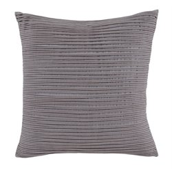 Ashley Furniture Lestyn Pillow Cover in Gray