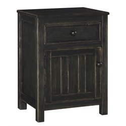 Ashley Jaysom Night Stand in Black