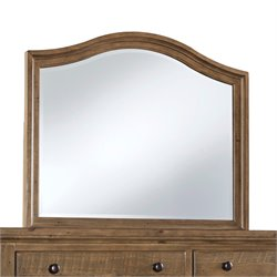 Ashley Trishley Bedroom Mirror in Light Brown