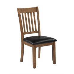 Ashley Joveen Upholstered Dining Chair in Black