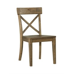 Ashley Trishley Dining Chair in Light Brown