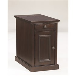 Ashley Laflorn End Table in Sable