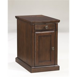 Ashley Laflorn End Table in Medium Brown