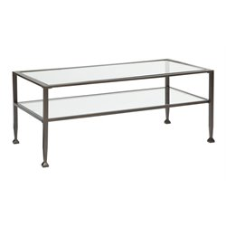 Ashley Tivion Coffee Table in Black