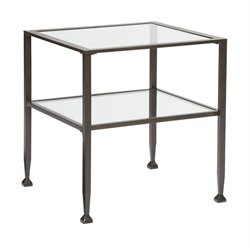 Ashley Tivion End Table in Black
