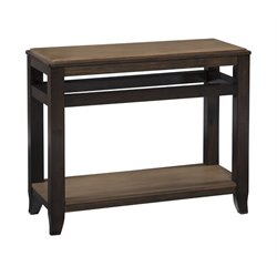Ashley Mandoro Console Table Brown