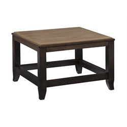 Ashley Mandoro Square Coffee Table Brown