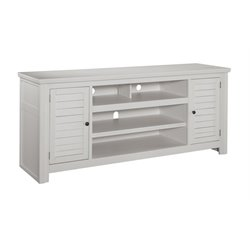 Ashley Furniture Idonburg TV Stand in White