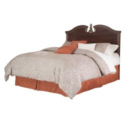 Ashley Naralyn Queen Full Panel Headboard in Reddish Brown
