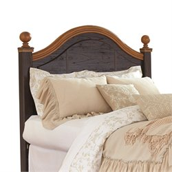 Ashley Maxington Poster Headboard in Reddish Brown