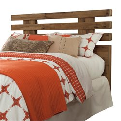 Ashley Cinrey Panel Headboard in Medium Brown