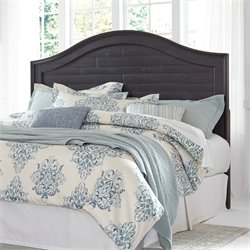 Ashley Sharlowe Panel Headboard in Charcoal