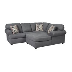 Ashley Jayceon 2 Piece Sectional in Steel