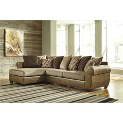 Ashley Declain 2 Piece Sectional in Sand
