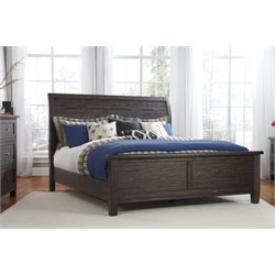Ashley Trudell Panel Bed in Trudell