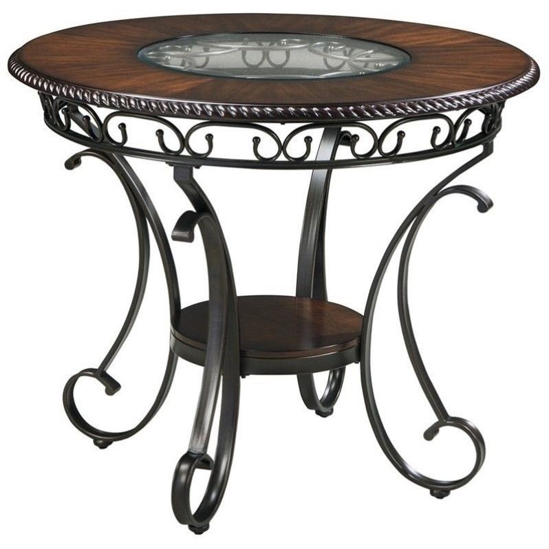 Signature Design by Ashley Furniture Glambrey 37quot Round  : 521729 L from www.cymax.com size 798 x 798 jpeg 97kB