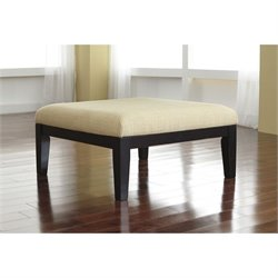 Ashley Furniture Chamberly Oversized Accent Ottoman in Buttercup