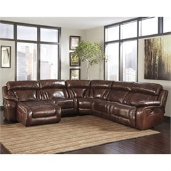 Elemen Sectional in Harness