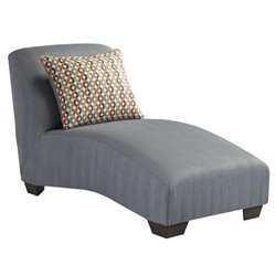 Hannin Fabric Chaise
