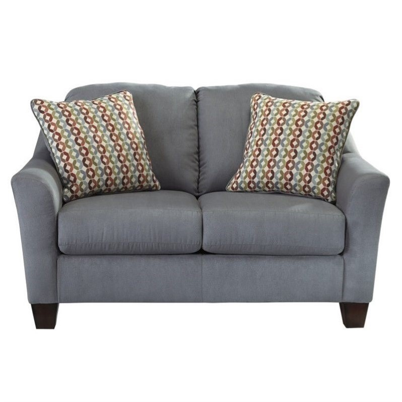 Signature Design by Ashley Furniture Hannin Loveseat in