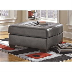 Alliston Oversized Accent Ottoman