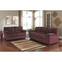 Ashley Julson 2 Piece Fabric Sofa Set