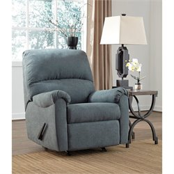 Ashley Zeth Fabric Rocker Recliner