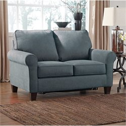 Ashley Zeth Fabric Twin Size Sleeper Sofa
