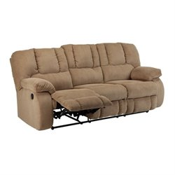 Roan Fabric Reclining Sofa