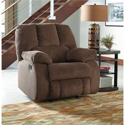 Roan Fabric Rocker Recliner