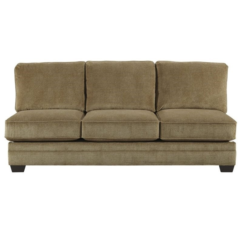 Ashley lonsdale 4 piece right chaise sofa sectional in for 4 piece sectional with chaise