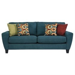Sagen Fabric Queen Size Sleeper Sofa