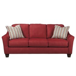 Hannin Fabric Queen Size Sleeper Sofa