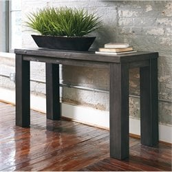 Ashley Lamoille Sofa Table in Dark Gray
