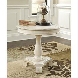 Ashley Mirimyn Round Accent Table