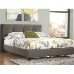 Masterson Tufted Panel Bed
