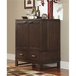 Ashley Watson Sideboard in Dark Brown