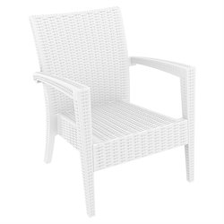 Compamia Miami Resin Club Chair (Set of 2)