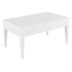 Compamia Miami Rectangle Resin Coffee Table