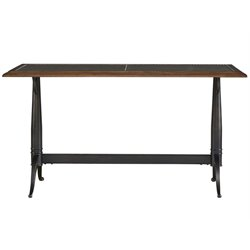 Universal Furniture Curated Dining Table in Bistro