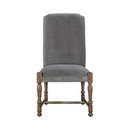 Universal Furniture Authenticity Brussels Side Chair in Khaki