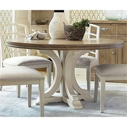 Universal Furniture Moderne Muse Round Table in Multi