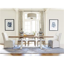 Universal Furniture Moderne Muse Dining Table in Multi