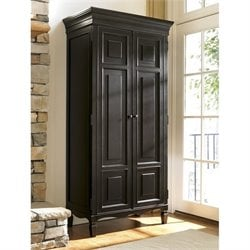 Universal Furniture Summer Hill Tall Cabinet in Midnight