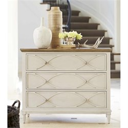 Universal Furniture Moderne Muse Bedside Chest in Multi