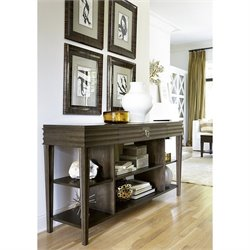 Universal Furniture California Console Table in Hollywood Hills