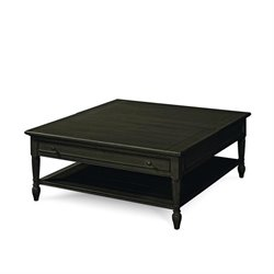 Universal Furniture Summer Hill Lift Top Cocktail Table in Midnight